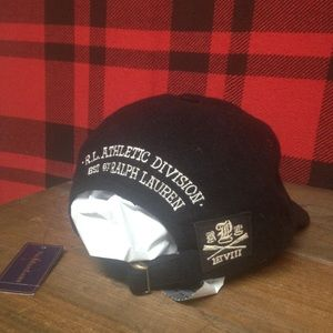 8c9f1c3d4 NWT Rare Polo double scull hat NWT